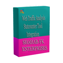 PrestaShop Web Traffic Analysis using Statcounter Web Analytics - 1