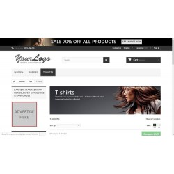 PrestaShop Custom Banners for Selected Categories and Languages